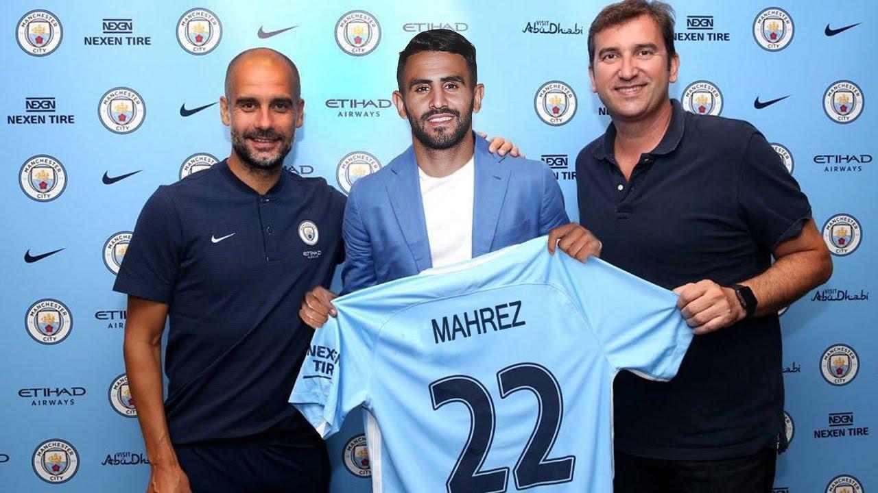 Mahrez liitub Cityga
